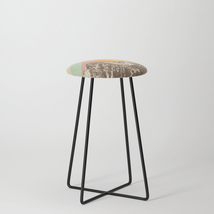 Mountainscape 1 Counter Stool