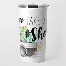 Lemme Take a #Shelfie Travel Mug
