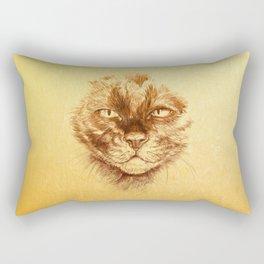 KITTEE Rectangular Pillow