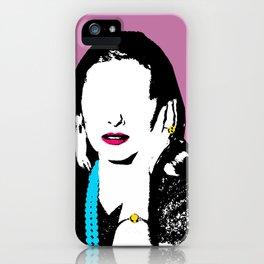 Mariam Fakhr Eddine iPhone Case