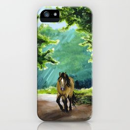 Coming for Carrots iPhone Case