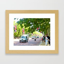 In Case You Forget... Framed Art Print