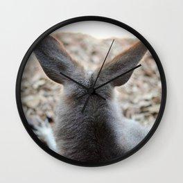 Kanga Wall Clock