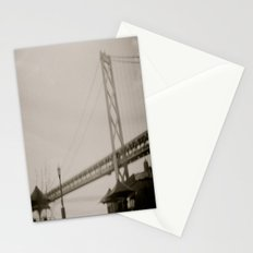 Coffee by the Bridge Stationery Cards