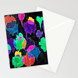 Nightballs Stationery Cards