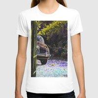 car T-shirts featuring Car by Lior Blum