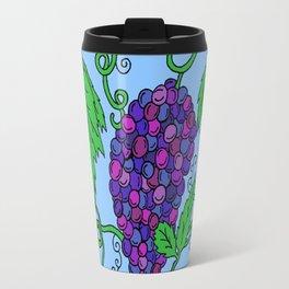 Chaotic Vines Travel Mug