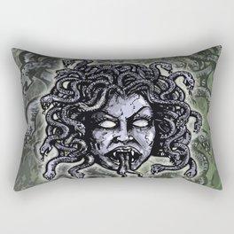 Medusa Gorgon Rectangular Pillow
