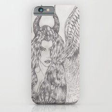 angel or demon Slim Case iPhone 6s