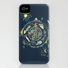 Running Like Clockworld Slim Case iPhone (4, 4s)