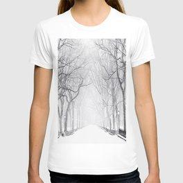 Snowy Park T-shirt