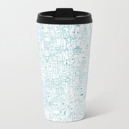 The farmer Travel Mug