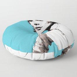 Grace Kelly Floor Pillow