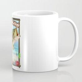 Tennessee fishing poster Coffee Mug