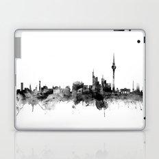 Berlin Germany Skyline Laptop & iPad Skin