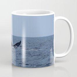 Peek-A-Blue Coffee Mug