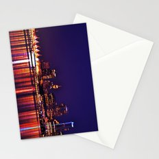 this city, these streets Stationery Cards