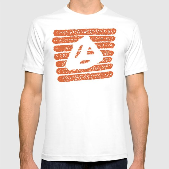 Lines Triangle T-shirt