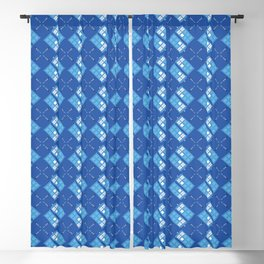 Gallifrey Argyle Blackout Curtain