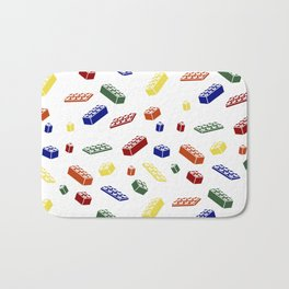 Building Blocks Bonanza Bath Mat