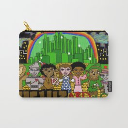 When I think of Home, Somewhere Over the Rainbow Carry-All Pouch