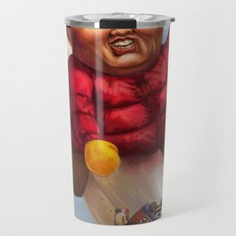 """Respect My Authoritah!"" Travel Mug"