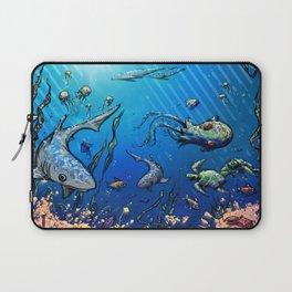 Unda da Sea Laptop Sleeve