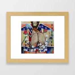 Ig Noire 2 (Southern Erotica) Framed Art Print