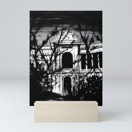 Palais Longchamp reimagined Mini Art Print