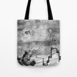 when things fell apart - iii Tote Bag