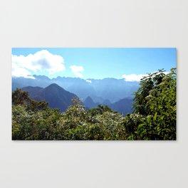 Peruvian Amazon Canvas Print