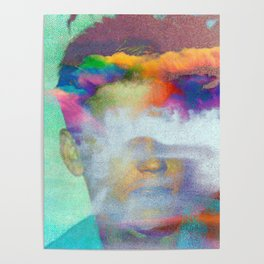 Untitled 20120127c (Corey) Poster