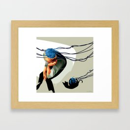 Intellectuals Framed Art Print