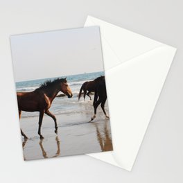 Wild Horse Herd 3 Stationery Cards