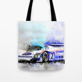 956 Le Mans, Jochen Mass Tote Bag