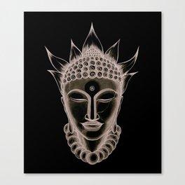 Buddha Peace Canvas Print