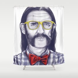 Geekilmister Shower Curtain