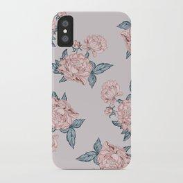 Flowers 137 iPhone Case