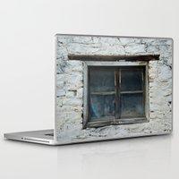 window Laptop & iPad Skins featuring window by habish