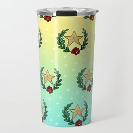 Watercolor - You Are My Lucky Star Travel Mug