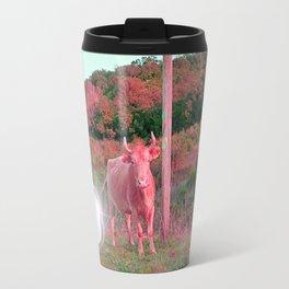 POP COW Travel Mug