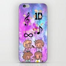1D-1 iPhone & iPod Skin