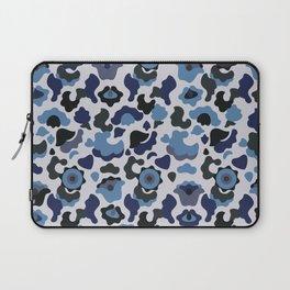 Blue khaki Laptop Sleeve
