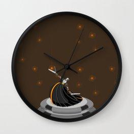 Robot Dancer Wall Clock