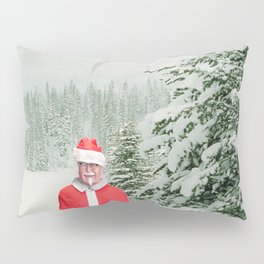 Merry Christmas, Colonel Sanders Pillow Sham