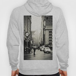 New York City - 5th Avenue in the Rain Hoody