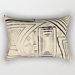 I'M BUSY Rectangular Pillow