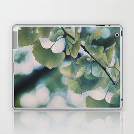 Rain in Yoyogi-kōen Laptop & iPad Skin