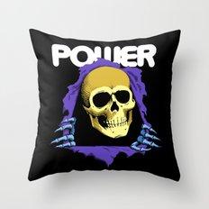The POWER of Greyskull - He-Man Throw Pillow