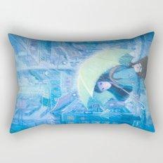 My Hometown---Hong Kong Rectangular Pillow